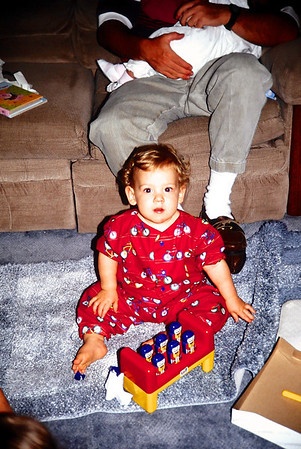 1991-09 Nathan's Birthday