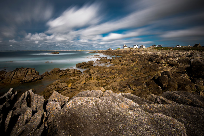 Brittany - Les trois rochers