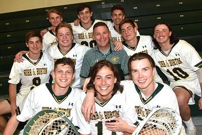 Meet The BBA Varsity Boys Lacrosse Team photos by Gary Baker