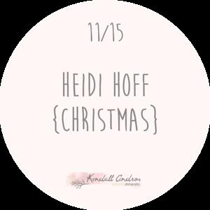 Heidi Hoff