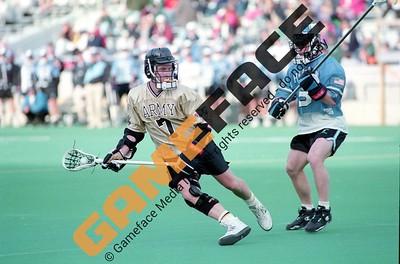 1994-1995 Men's Lacrosse