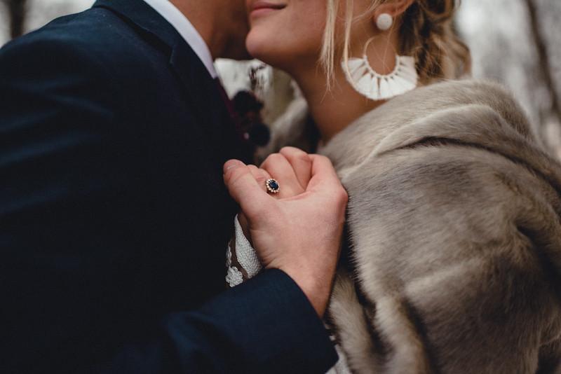 Requiem Images - Luxury Boho Winter Mountain Intimate Wedding - Seven Springs - Laurel Highlands - Blake Holly -1385.jpg