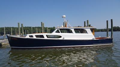 SOLD - 38' Cabin Cruiser