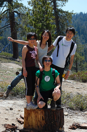 Yosemite NP 2007 (People)