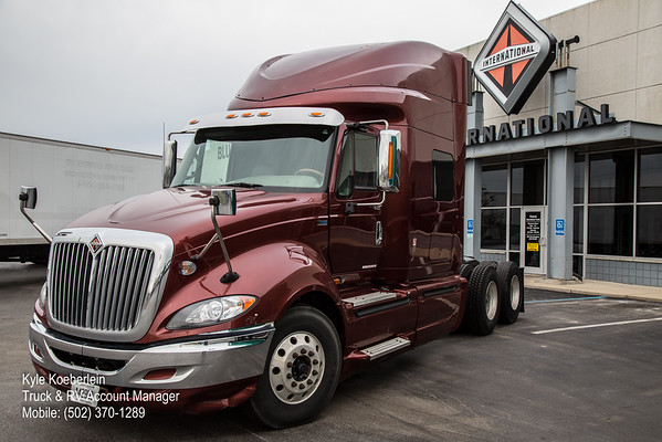 2011 International ProStar+ | Unit R-194