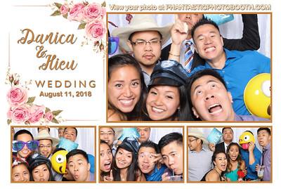 Danica & Hieu Wedding