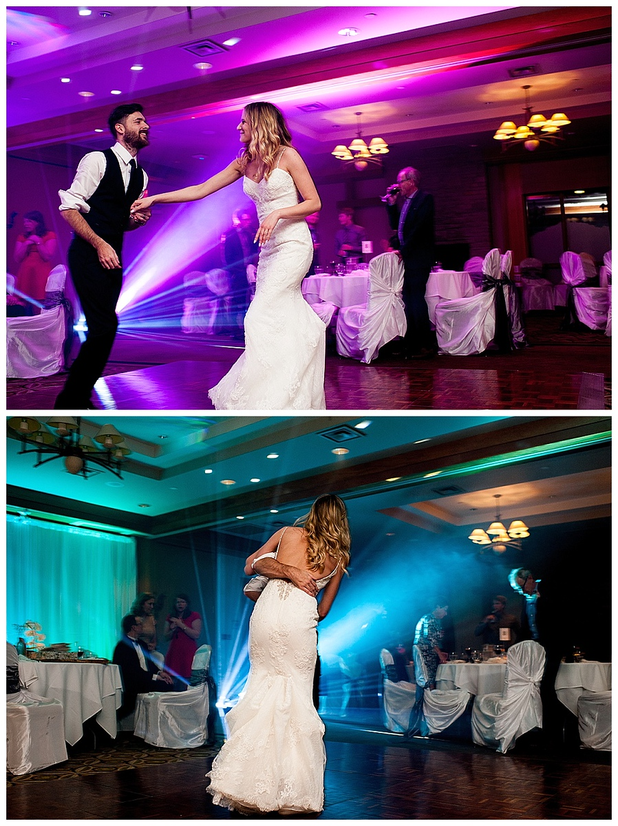 Morgan Creek Golf Course Wedding