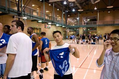 UCI SOM Basketball