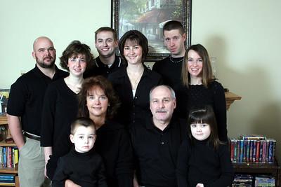 Walters Family