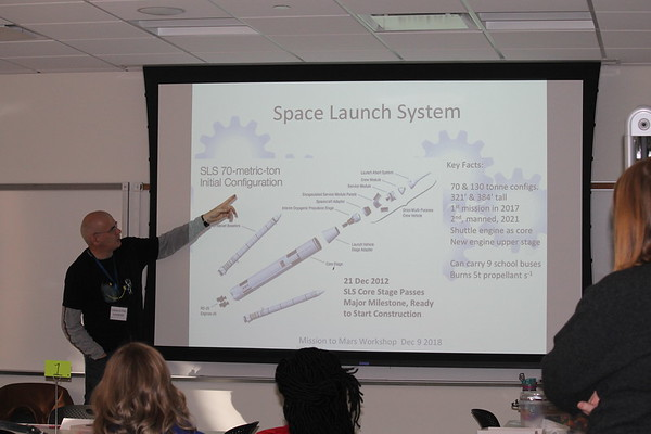 2017 (12.09) Mission to Mars Workshop