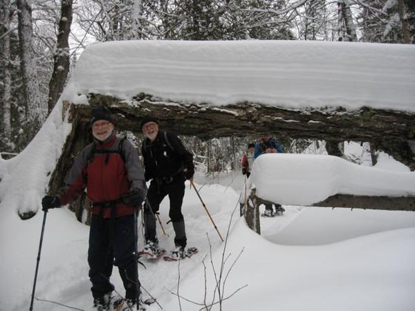 Lac Roberge  (25 février 2012)