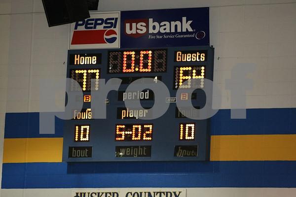 Varsity-Oak Grove vs Brookfield 12-11-09