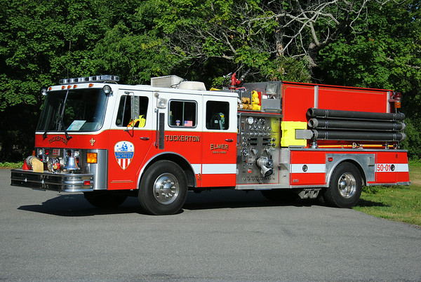 Tuckerton Fire Department-Station 50