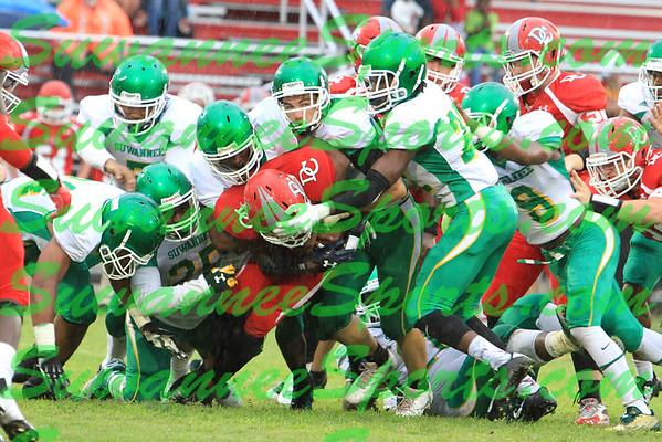 Suwannee High School Football 2016