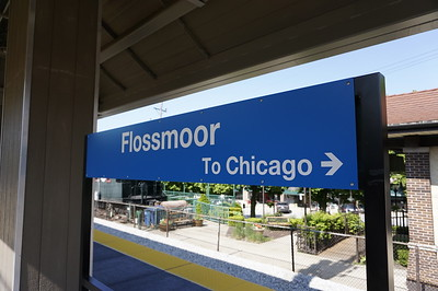 Getting There & Flossmoor