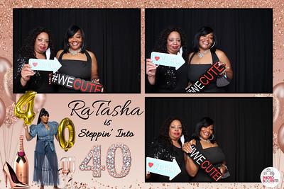 RaTasha is Stepping into 40
