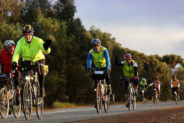 DAY 4 WILLIAMS to PERTH
