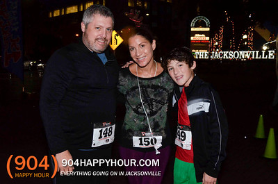 Jingle Bell Run/Walk 5K - 12.14.13
