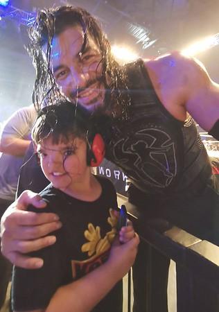 Roman Reigns - WWE Live Sheffield May 2019