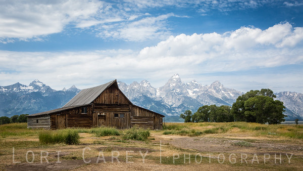 T.A. Moulton Barn, Mormon Row Historic District, Grand Teton National Park