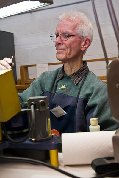 Terry A Edwards, gemologist.