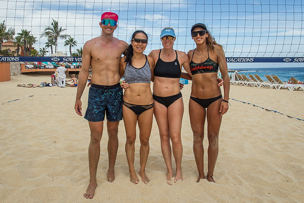 Private Pro Game: Carrie & Angela with Field & Urango