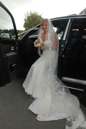 Jen and J Wedding pics