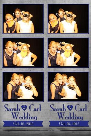 Sarah & Carl