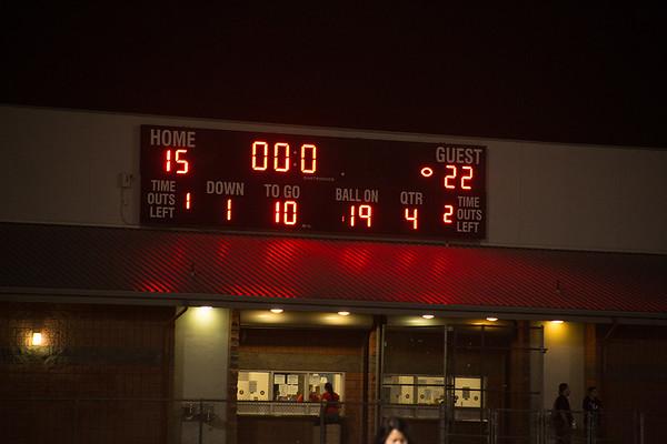 2013 - El Rancho Football