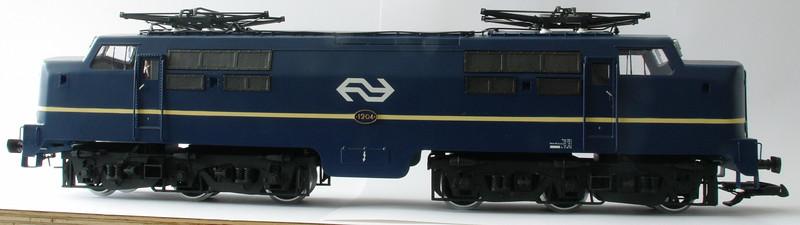 Stoom en Spoor NS 1204