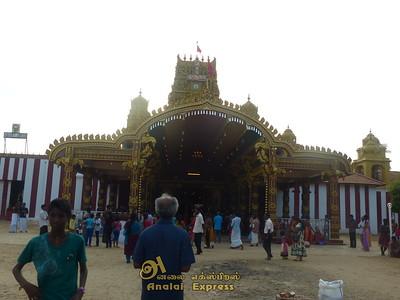 யாழ் நல்லூர் கந்தன் ஆலய 15ம் திருவிழா..........