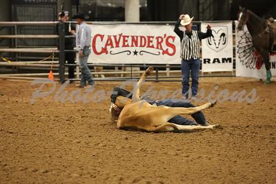 Steer Wrestling Saturday 9-25-21