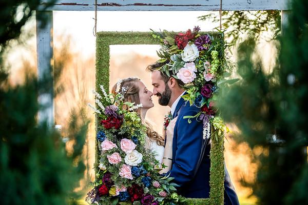 Jocelyn + Tony Wedding
