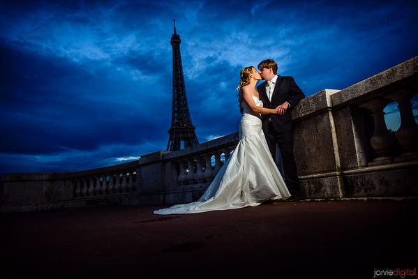 Paris Wedding Formals