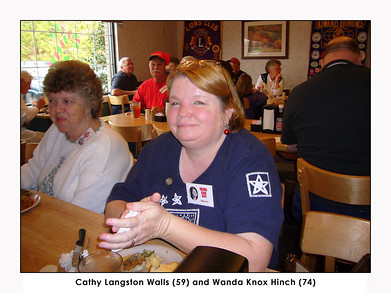 December 2006 Luncheon