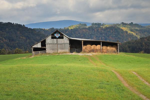 Buildings, Barns, and Bridges