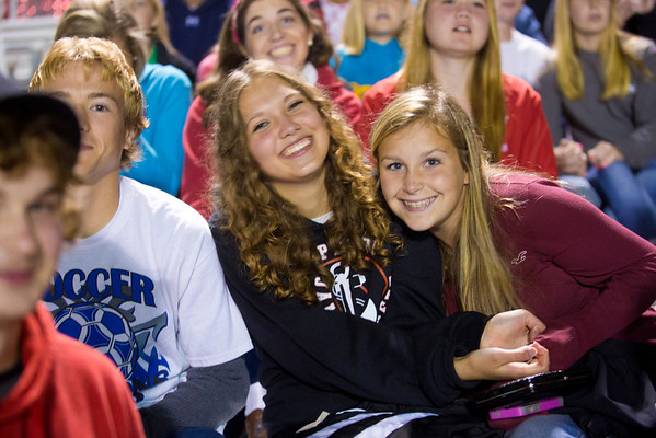 First American Football Game (Homecoming)
