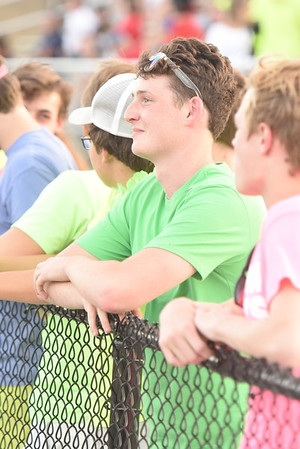 Student Crowd - Platteview Football game