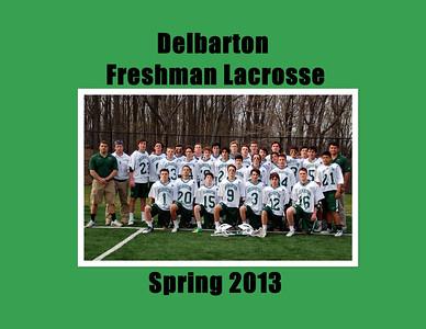 2013 Freshman Lacrosse
