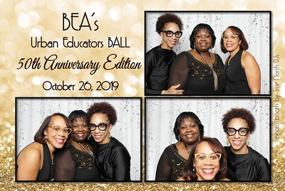 October 26 2019 - Black Educators Association - Doubletree