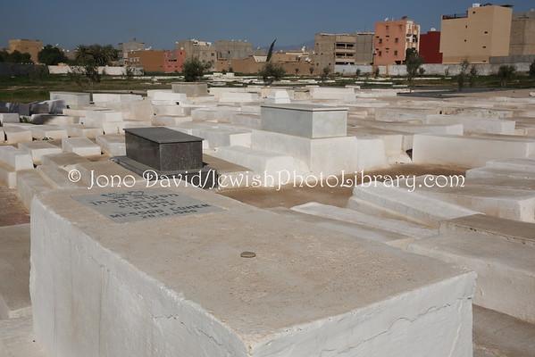 MOROCCO, Taroudant. Jewish Cemetery (2.2015)