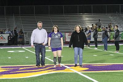 JCHS Soccer Senior Night 2021