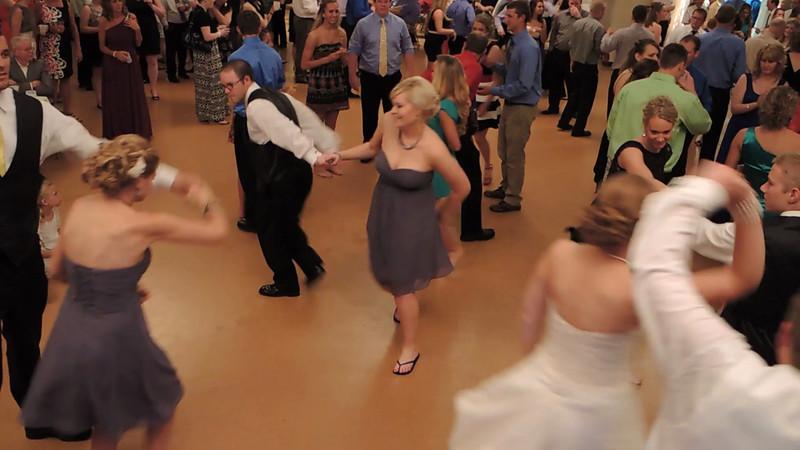 Josh and Lisa Albers Wedding Videos 05-18-2013