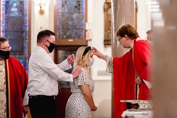 Pentecost Vigil: Sacraments of Initiation