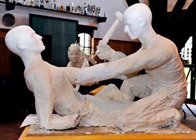 Bloemencorso 2010 - De maquettes