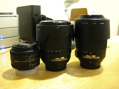 Nikon 50mm f/1.8D