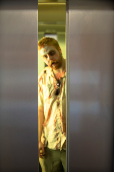 Good morning, I am out elevator zombie today, which for would you like to go, sir.
