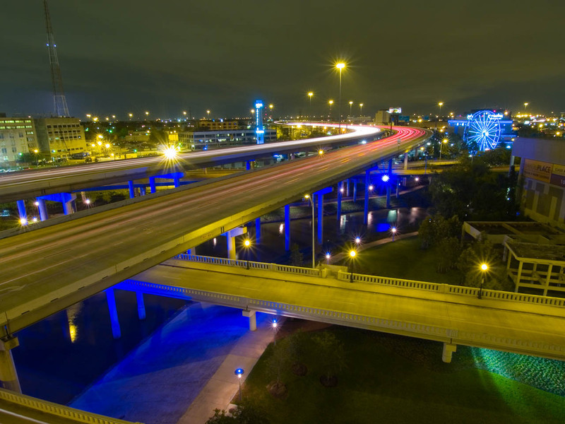 Houston Highway @ Night 3.jpg