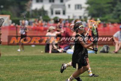 4th Grade Girls 6/18/2011 LI Ripcurls vs Wantagh