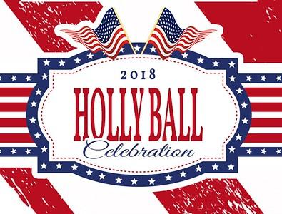 2018 Holly Ball!